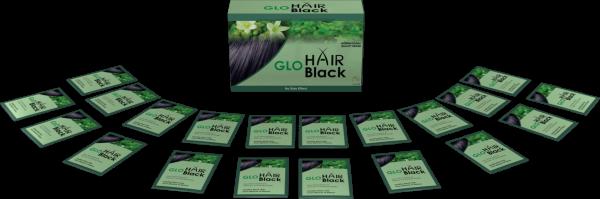 Glow black